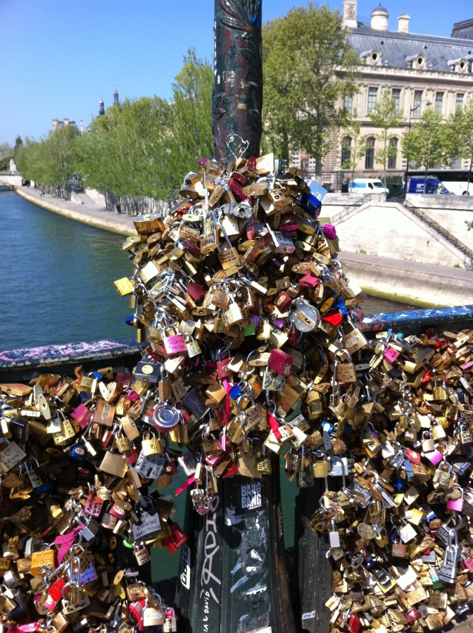 The City of Locks?