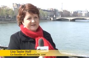Lisa TH on TV2