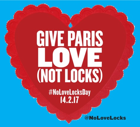 No Love Locks profile-badge